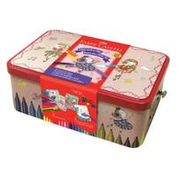Faber Castell Connector Pen Ballerina Music Box Set