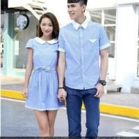 dress couple | dress pasangan | grosir dress termurah | dress danon