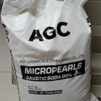 SODA API / CAUSTIC SODA / NaOH ( 1kg/pack )