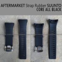 Tali Jam Tangan SUUNTO CORE All Black - Strap Rubber SUUNTO CORE Black