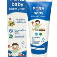 Pure Baby DIAPER CREAM / Cream popok bayi 100 gram