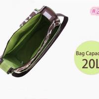 Tas perlengkapan bayi Travel baby bag Travelling bag bayi import -257
