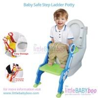 KEREN/ Baby Safe Step Ladder Potty