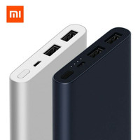 POWERBANK XIAOMI MI PRO 2i 10.000MAH 2 USB FAST CHARGING ORIGINAL 100%