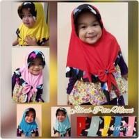 Fashion muslim wanita Jilbab Segiempat Hijab Bergo Bayi  Balita Anak P