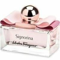 Salvatore ferragamo signorina W 100ml ~ Parfum Ori Reject / Kw Prancis