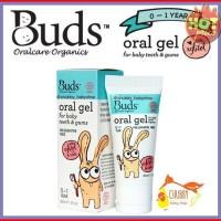 [PROMO] Buds Organic - Oral gel 30ml (0-12m)