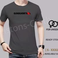 kaos quiksilver Abu1 baju distro surfing tshirt branded pria