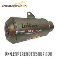 Knalpot Leovince Yamaha Aerox 155 LV10 Fullsystem