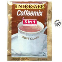 Kopi Indocafe Coffeemix 3 in 1 20gr (10 bungkus/lembar)