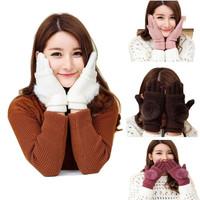 Winter Mittens Woman Gloves Touch Screen Sarung Tangan Musim Dingin