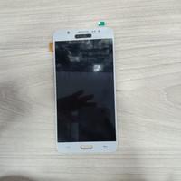 LCD + TOUCHSCREEN SAMSUNG J710 (J7 2016) WHITE GRADE A