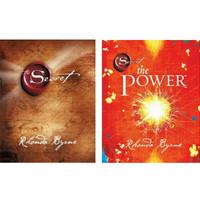 Original Paket 2 Buku The Secret & The Power Rhonda Byrne