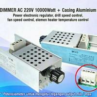 SCR Dimmer 10000 Wat 220 Volt AC dimer 10000w voltage speed controller