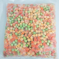 Frozen mixed vegetables / Mix vegetables /Qingdao mixed vegetables 1kg