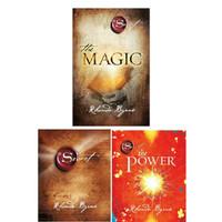 Original Paket 3 Buku The Secret , The Magic & The Power Rhonda Byrne