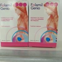 Folamil Genio isi 30 Vitamin Ibu Hamil dan Menyusui