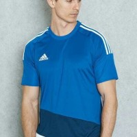 Kaos Baju Olahraga Pria Running Gym Fitness Adidas man Tee Shirt Origi