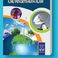 Buku IPA Semester 2 SMP kelas 8 kurikulum 2013 Revisi 2017