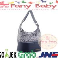 Natural Moms Cooler Bag Tote Silver Iznik / Tas Asi Bayi