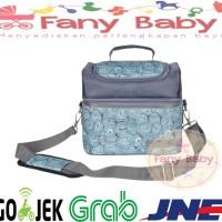 Natural Moms Cooler Bag Sling Monster Cookies / Tas Asi Bayi