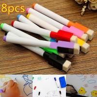 Mainan anak edukasi - spidol white board anak - marker papan tulis
