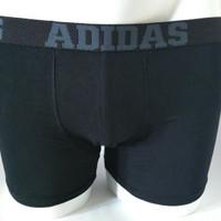 Celana Boxer Pria Adidas isi 3 pcs
