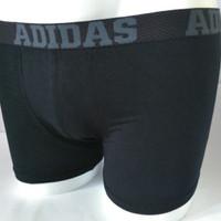 Celana Dalam Boxer Adidas Grade Ori isi 3 pcs