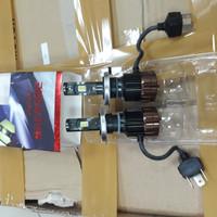 lampu hid turbo led H4 macrone premium mobil yaris