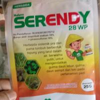 herbisida selektif padi serendy