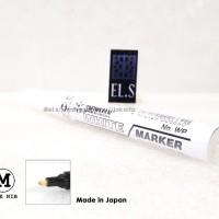 Snowman Paint Marker White (Medium Nib)