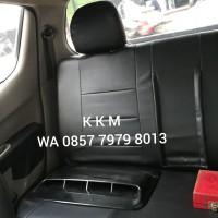 Sarung Jok Mobil Mitsubishi Strada Triton Double Cabin Freelander