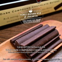 Stik Coklat Chocolate Batons COMPOUND Sticks Tulip Baton COCOA 1kg