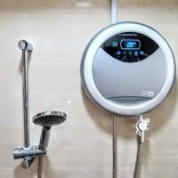 Water Heater Ariston Instant AURES LUXURY GARANSI RESMI