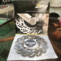 Floating Disc Brake Zelioni Vespa Sprint Primavera S LX LXV