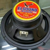 Speaker 8 inchi Elsound Audio 150watt High Quality Woofer