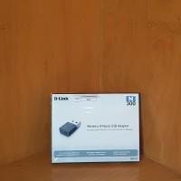 D-Link DWA-131 Wireless N Nano USB Adapter 300 Mbps Berkualitas