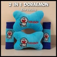Bantal Mobil Doraemon 2in1 Istimewa