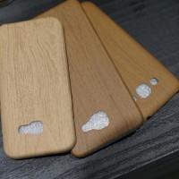 Ultrathin Wood Casing Samsung Galaxy A3 A5 A7 2016 2017 J3 J5 J7 2016
