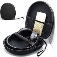 Case Kotak Headphone Headset Ipod Cable 360 degree zip surround
