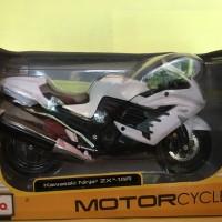 Maisto 1/12 Diecast Motorcycles Kawasaki Ninja ZX-14R