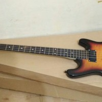 bass elektrik fender new