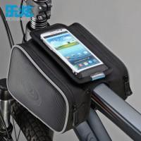 Tas Sepeda Frame Depan ROSWHEEL - Layar Sentuh 5.7inch