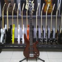 Bass Ibanez SDGR Sound Gear 4st Coklat Custom