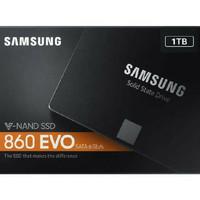 "Samsung SSD 860 EVO 1TB / 860EVO 1 TB / SSD internal 2.5"""