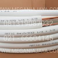 PIPA AC ARTIC RM 2331 1/4 x 3/8, untuk AC 0.5 - 1 PK   PER METER