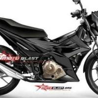 Sale! Piringan Cakram Belakang Satria Fu 150 Fi/ Ori Sgp/ Model Gerigi