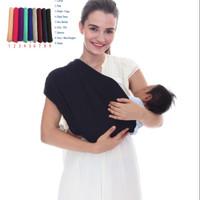 Gendongan Kaos Bobo / GEOS BoBo / Gendongan Bayi Premium Baby Sling