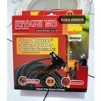 Kabel Antena TV Kitani 20m 20 Meter High Quality