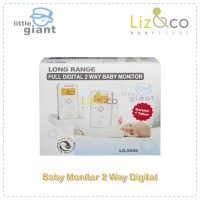 Little Giant Baby Monitor 2 Way Digital
